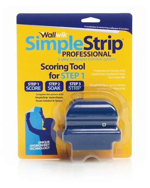 How To Use SimpleStrip Pro Step 1 Wallwik Professional